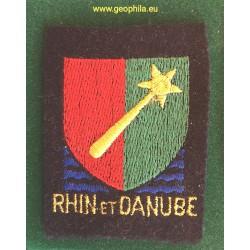 1° Armée, RHIN et DANUBE,...