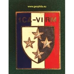 1° CA - VI° RM (1° Corps...