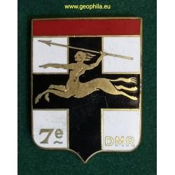 7° DMR (Division Mécanique...