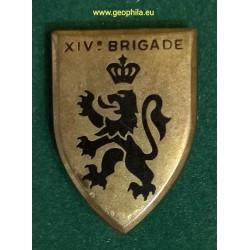 XIV° Brigade Mécanisée,...