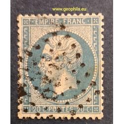 France (Francuzsko) YT 22 Obl