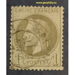 France (Francuzsko) YT 25 Obl
