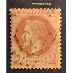 France (Francuzsko) YT 26 Obl
