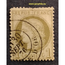 France (Francuzsko) YT 50 Obl