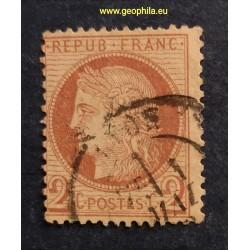 France (Francuzsko) YT 51 Obl