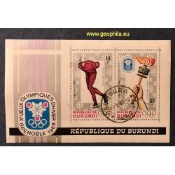 Burundi YT Bloc 23 (Mi...