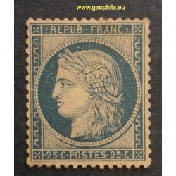 France (Francuzsko) YT 60C (*)