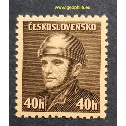 Tchecoslovaquie...