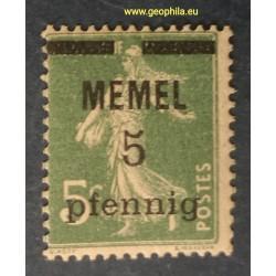 Memel (Klaipeda) YT 18 *