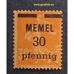 Memel (Klaipeda) YT 21 *...