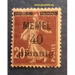 Memel (Klaipeda) YT 22 *