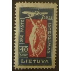 Lituanie (Litva) YT PA 2 *
