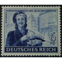 Grande Allemagne YT 805 *
