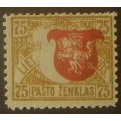 Lituanie (Litva) YT 52 *