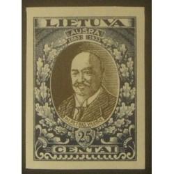 Lituanie (Litva) YT 322 ND **