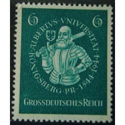 Grande Allemagne YT 816 *