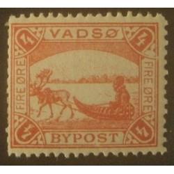 Poste Locale VADSO, Norvège...