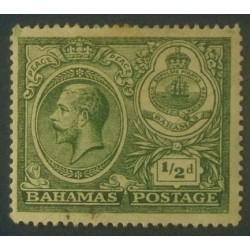 Bahamas YT 70 Obl
