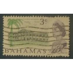 Bahamas YT 243 Obl