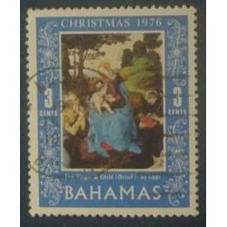 Bahamas YT 382 Obl