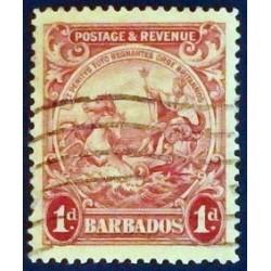 Barbade (Barbados) YT 143 Obl