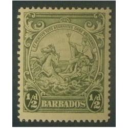 Barbade (Barbados) YT 167A *
