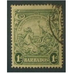 Barbade (Barbados) YT 167B Obl