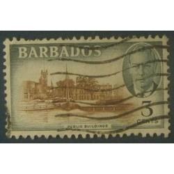 Barbade (Barbados) YT 196 Obl