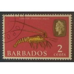 Barbade (Barbados) YT 244 Obl