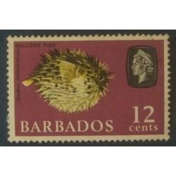 Barbade (Barbados) YT 250 Obl