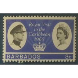 Barbade (Barbados) YT 261 *