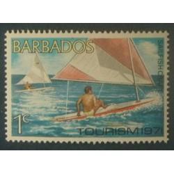 Barbade (Barbados) YT 334 *