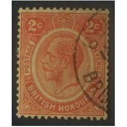 Honduras Britannique YT 104...