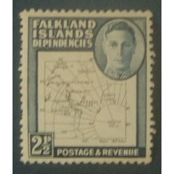 Falkland Dependencies,...
