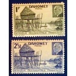 Dahomey (Dahome) YT 149 et...