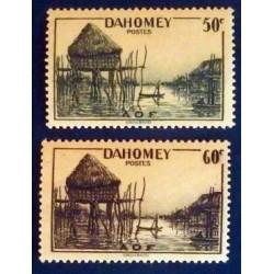 Dahomey (Dahome) YT 151 et...