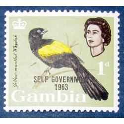 Gambie Autonomie Interne...
