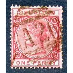 Gibraltar YT 9 Obl