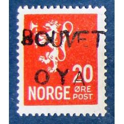 Bouvet Island YT  **