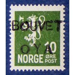 Bouvet Island - OYA YT  **