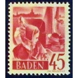 Bade (Baden, Badensko) YT 9 **