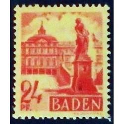 Bade (Baden, Badensko) YT 8 **