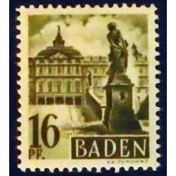 Bade (Baden, Badensko) YT 6 **