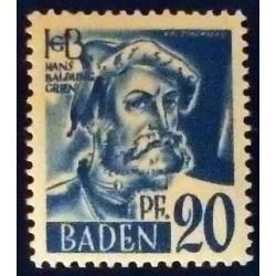 Bade (Baden, Badensko) YT 7 **