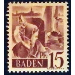 Bade (Baden, Badensko) YT 5 **