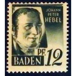 Bade (Baden, Badensko) YT 4 *