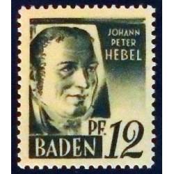 Bade (Baden, Badensko) YT 4 **