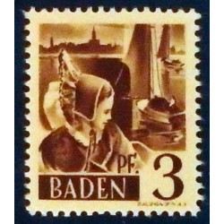 Bade (Baden, Badensko) YT 2 **