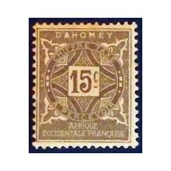 Dahomey (Dahome) YT Taxe 11 *