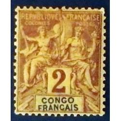 Congo (Kongo) YT 13 *